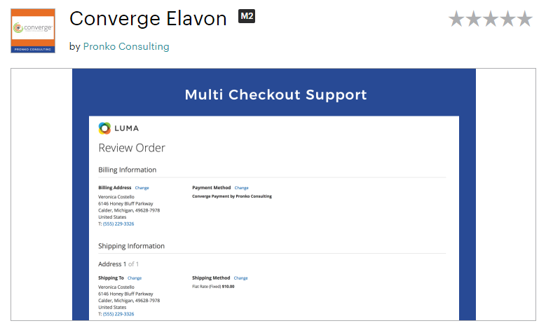 Converge Elavon for Magento 2 is now available on the