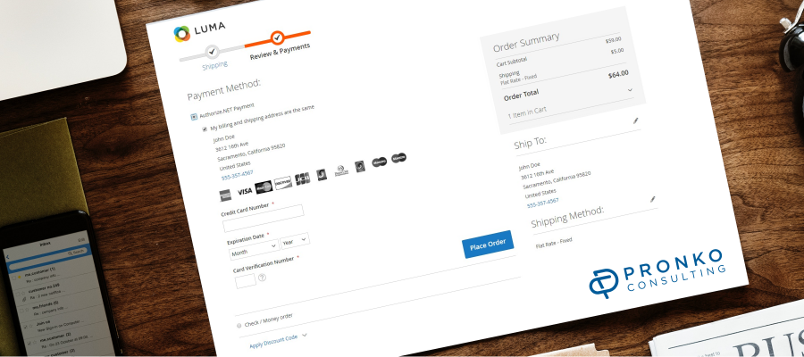 How to purchase and install a Magento 2 Authorize.net extension