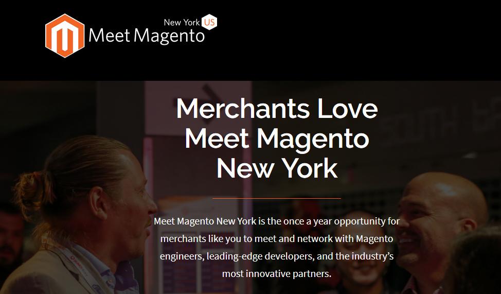 Merchants love Meet Magento
