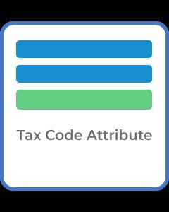 Tax Code Address Field
